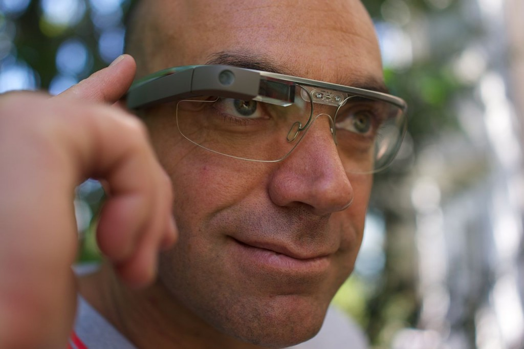 Flickr: Loïc Le Meur on Google Glass