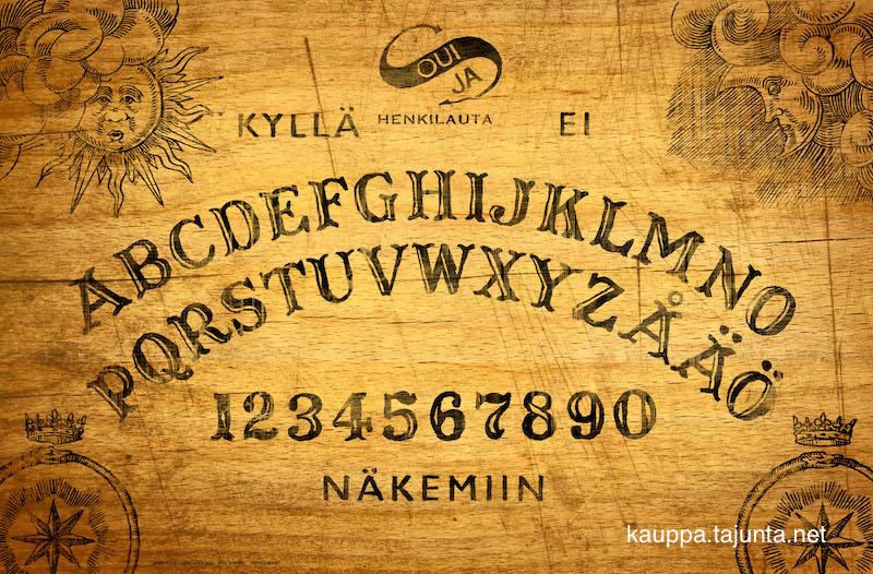 Ouija-lauta suomeksi