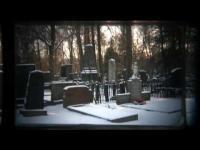 Talvinen retki Pekka Ervastin haudalle